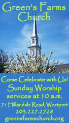 Green's Farms Church: Celebrate with us! Worship Services Sundays at 10 a.m. 71 Hillandale Road, Westport 203-227-2728