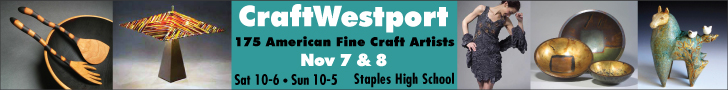 CraftWestport - November 7 & 8, 2015, Staples High School