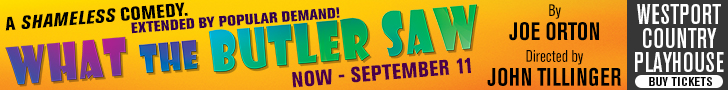 Westport Country Playhouse presents What the Butler Saw, August 23-September 10, 2016